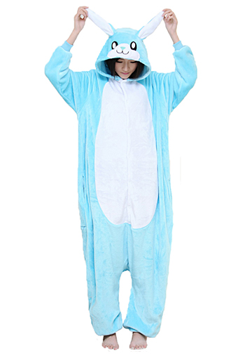176456da57a6 Blue Rabbit Onesie