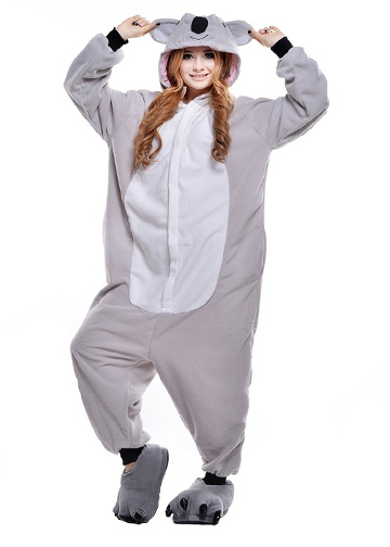 b07143136eb5 Unisex Adult Animal Onesie Costume