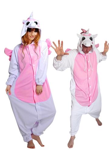 67a4830aaeb2 Pink Unicorn Onesie