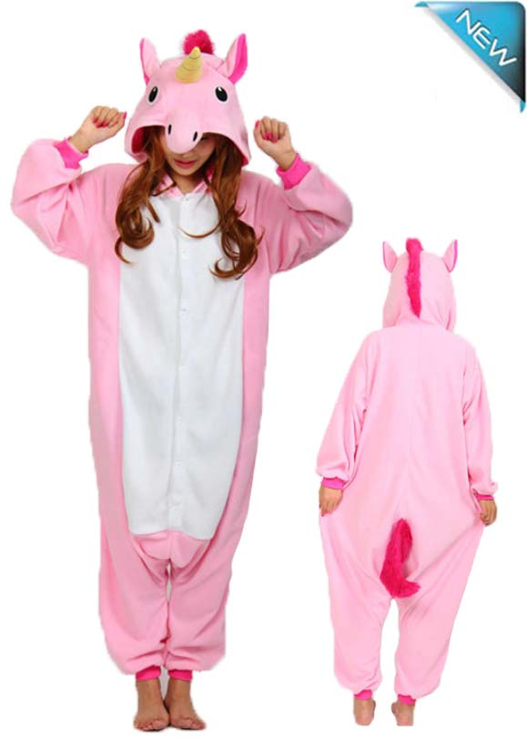 455ebc1bae4d Royal Pink Unicorn Onesie
