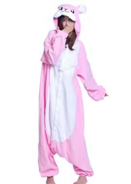 Pink Rabbit Onesie