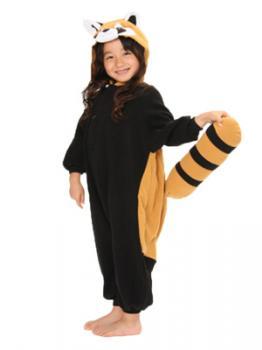 Onesie Pajamas Raccoon Kid Onesie Kcm Australia Onesie Raccoon Kid Onesie The North American Red Panda