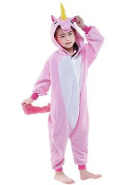 30b52be66203 Royal Pink Unicorn Kid Onesie