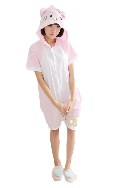 68b0f8754e Hello Kitty Summer Onesie